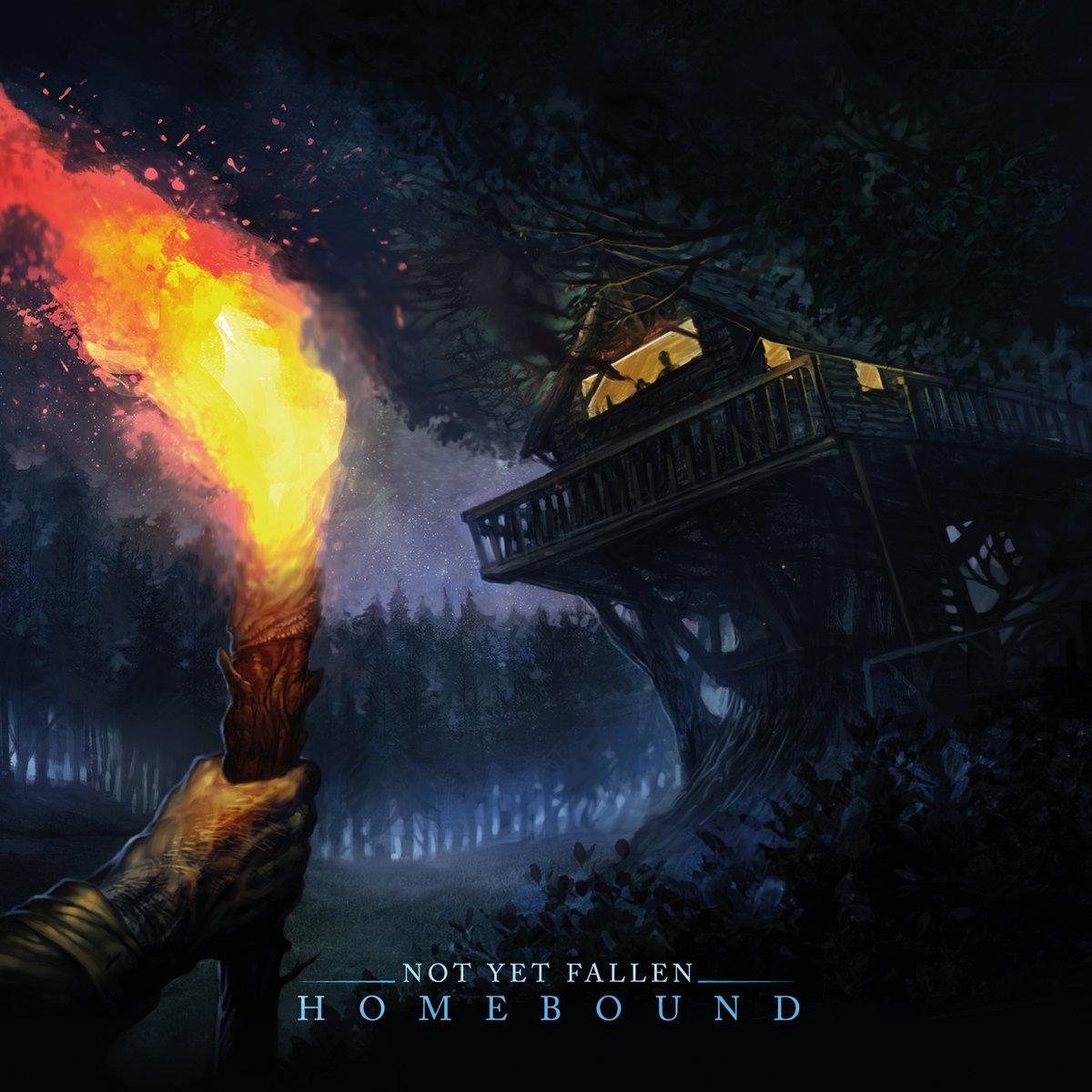 Not Yet Fallen - Homebound [EP] (2018)