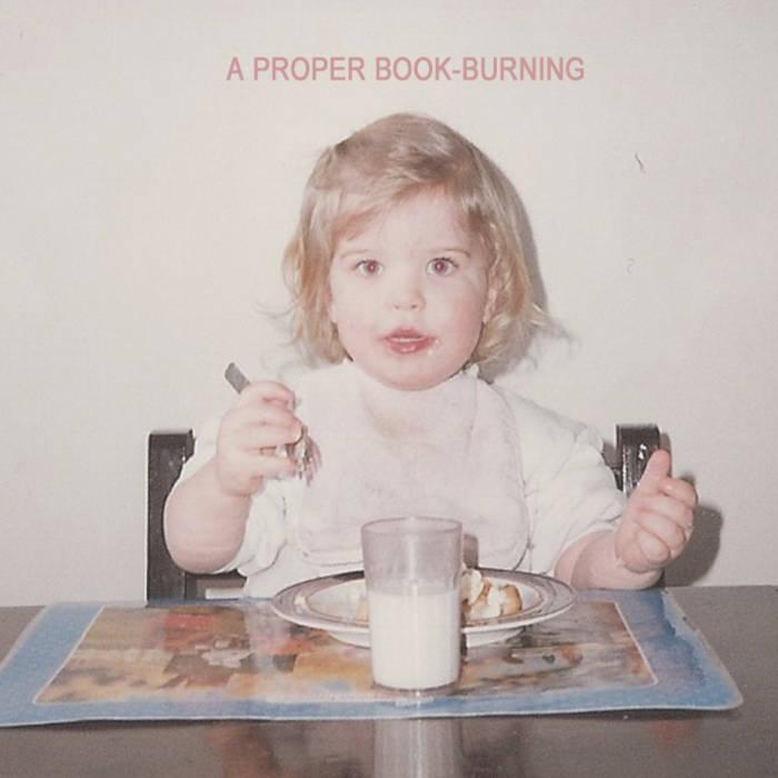 a proper book burning a proper book burning