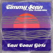 East Coast Girls - EP cover art
