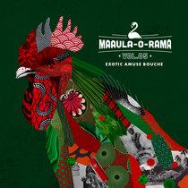 MaAuLa-o-rama Vol.5 - Exotic Amuse Bouche cover art