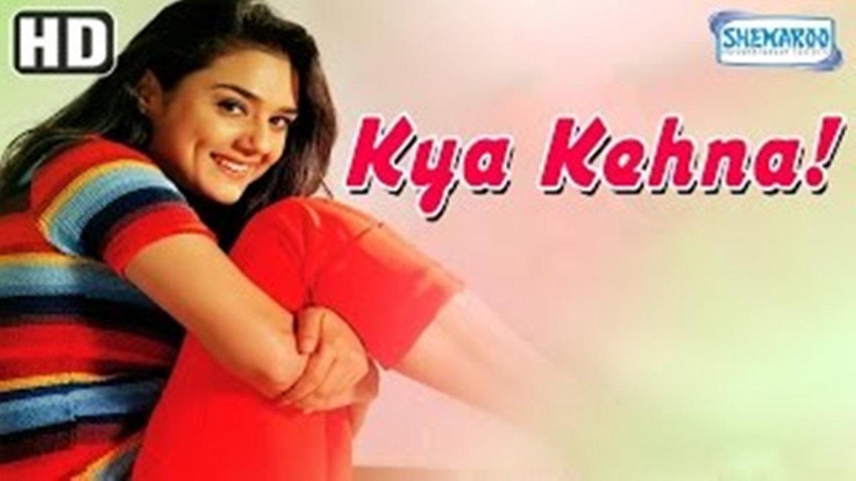 Kya Kehna Preity Zinta Saif Ali Khan Chandrachur Singh