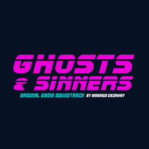Ghosts & Sinners (Original Game Soundtrack) cover art