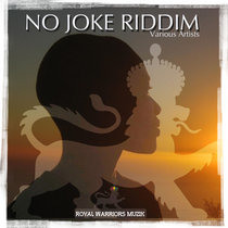 No joke riddim cover art