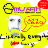 Muffin Music - Literally Everything (Literally) Cover Art