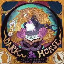 Katy Perry - Dark Horse (Dj V Bootleg Remix) *bonus track* cover art