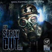 Spray Out Vol. 1 cover art