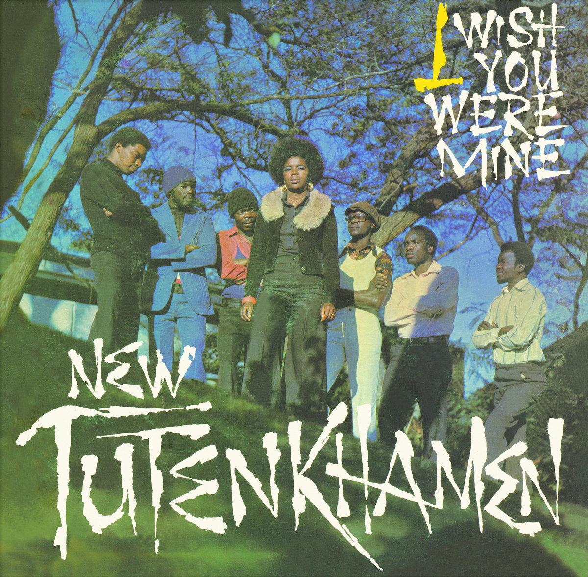 I wish you were mine   Nyami Nyami Records