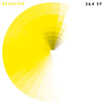 REUNION 3&4 EP cover art