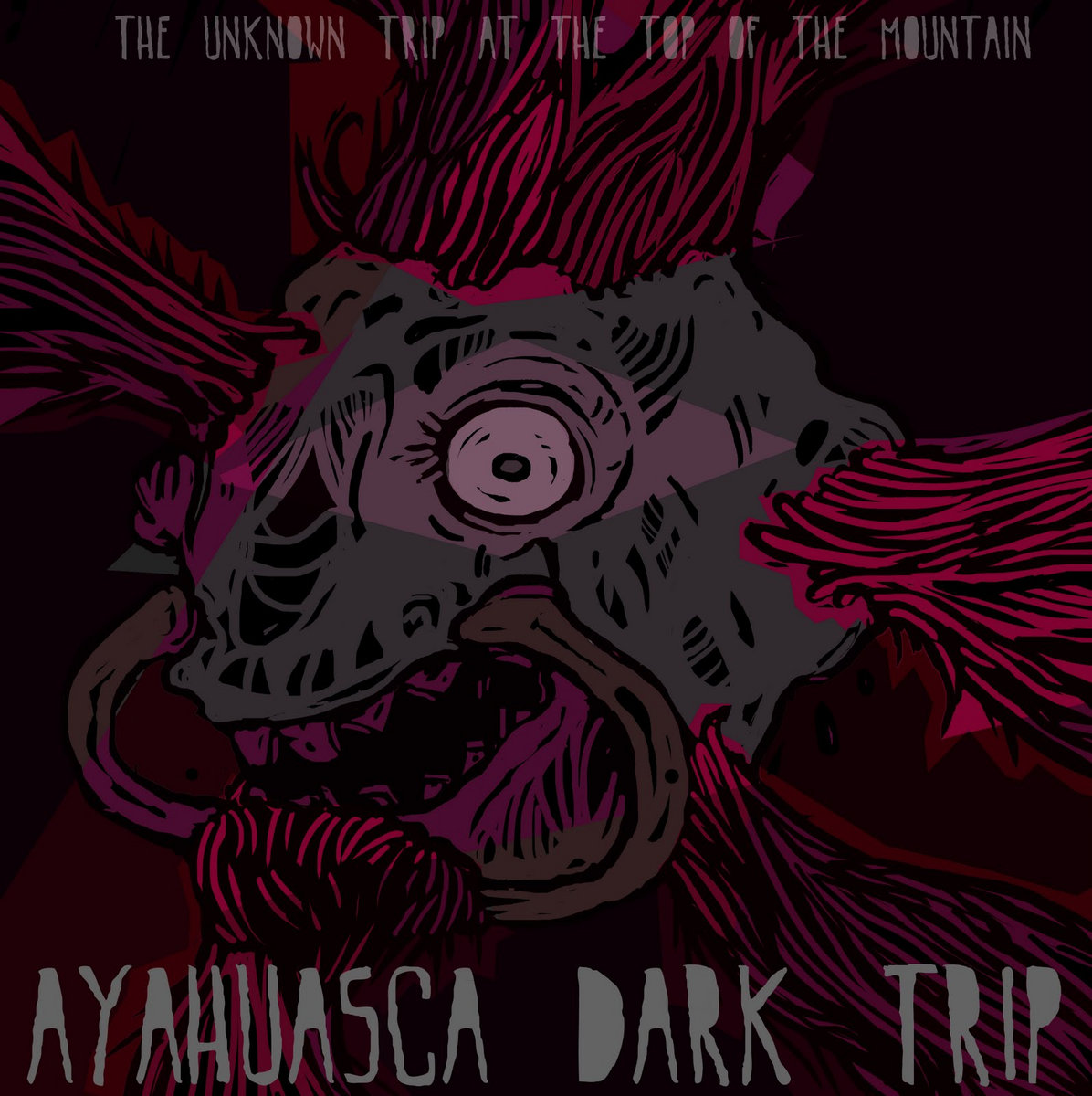 BR31 - Ayahuasca Dark Trip - The Unknown Trip At The Top Of