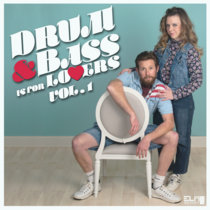 Drum And Bass Is For Lovers Vol. 1 cover art