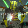 Wasp Rave Party Cover Art