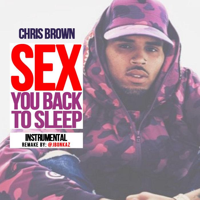 chris brown back to sleep mp3 download
