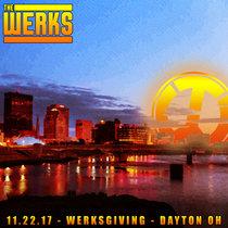 Werksgiving LIVE @ Oddbody's - Dayton, OH 11.22.17 cover art