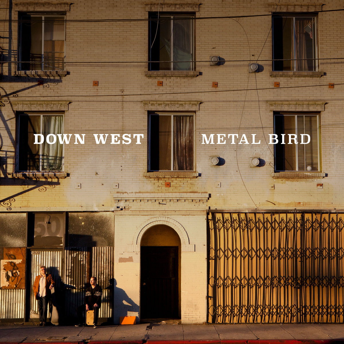 Metal Bird by Down West