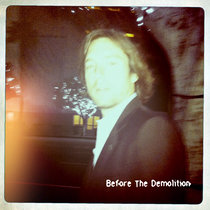 Before The Demolition cover art