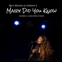 Mary Did You Know - Kelly Brown (Highway 4) cover art