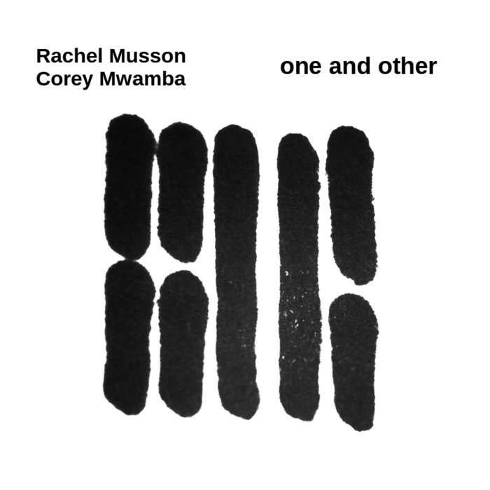 Corey Mwamba | one and other, by Rachel Musson and Corey Mwamba
