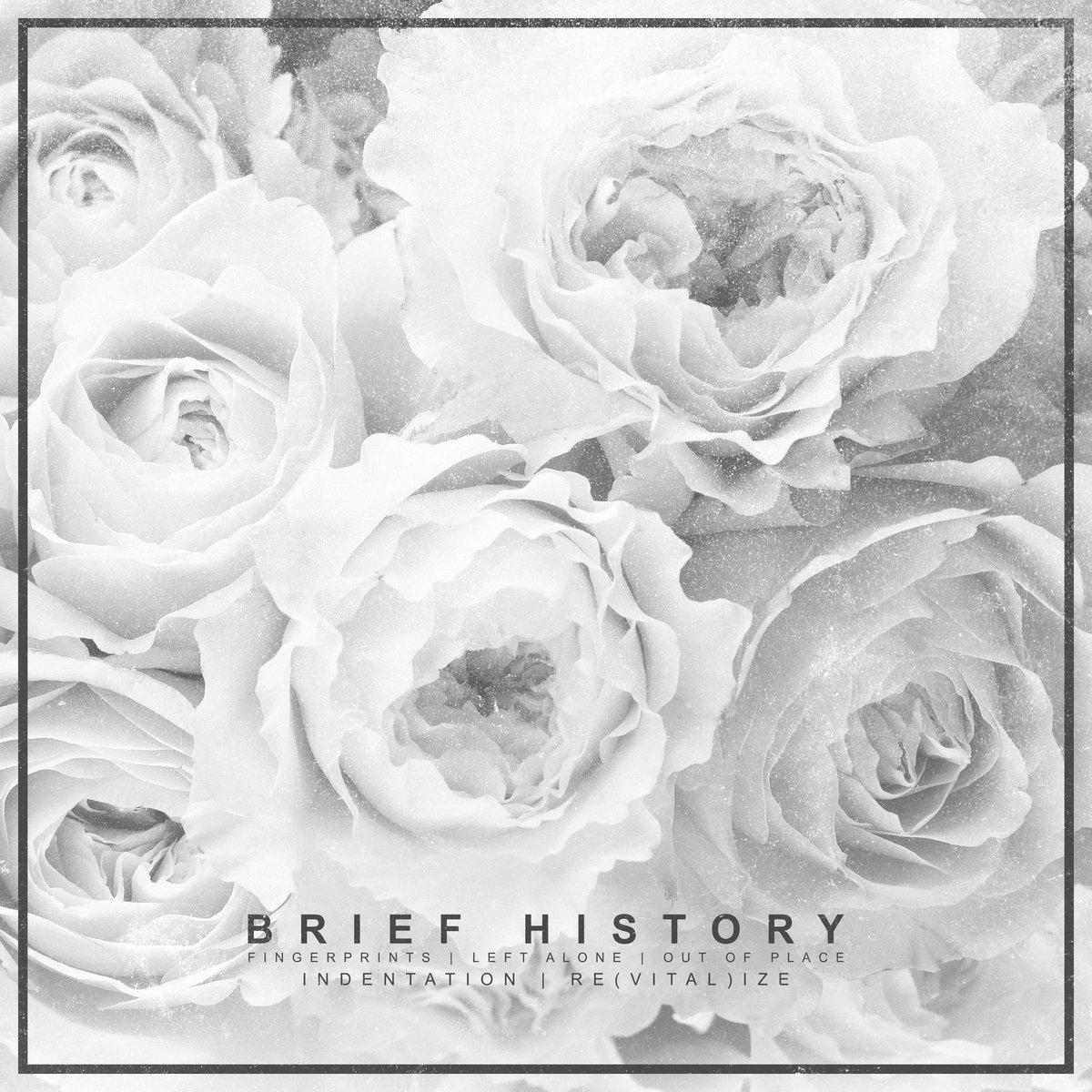 Brief History - Fingerprints [single] (2018)