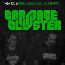Carnage & Cluster 20 Years - Compilation Part 3 cover art