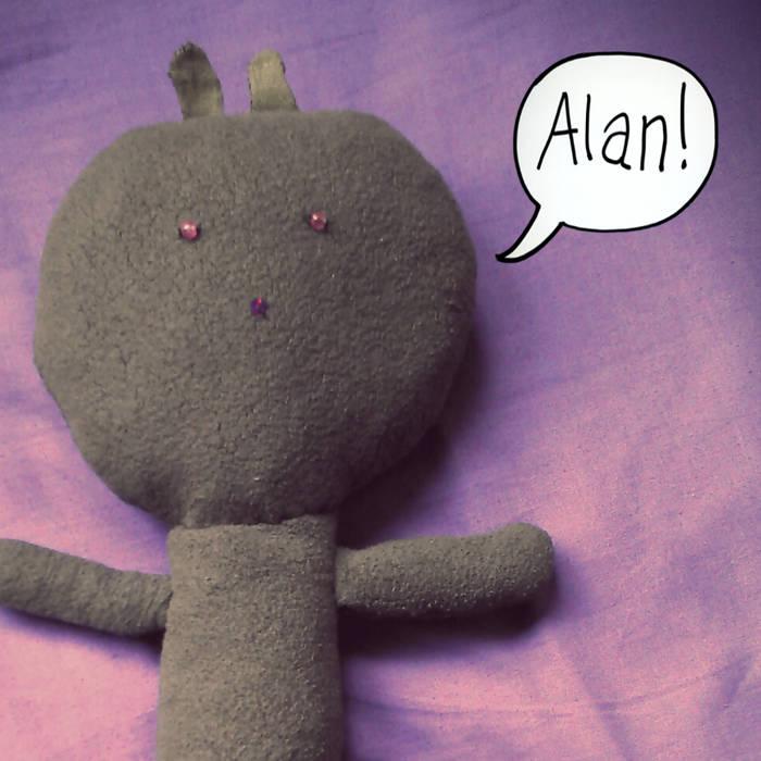 Al Southgate – Alan!