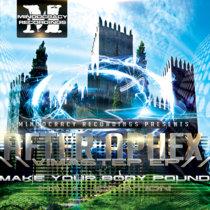 AfterAphex - Vimastep EP{MOCRCYD026} cover art