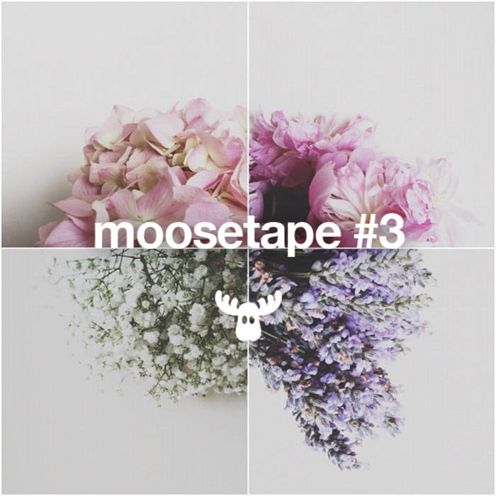 Moosetape #3 cover art