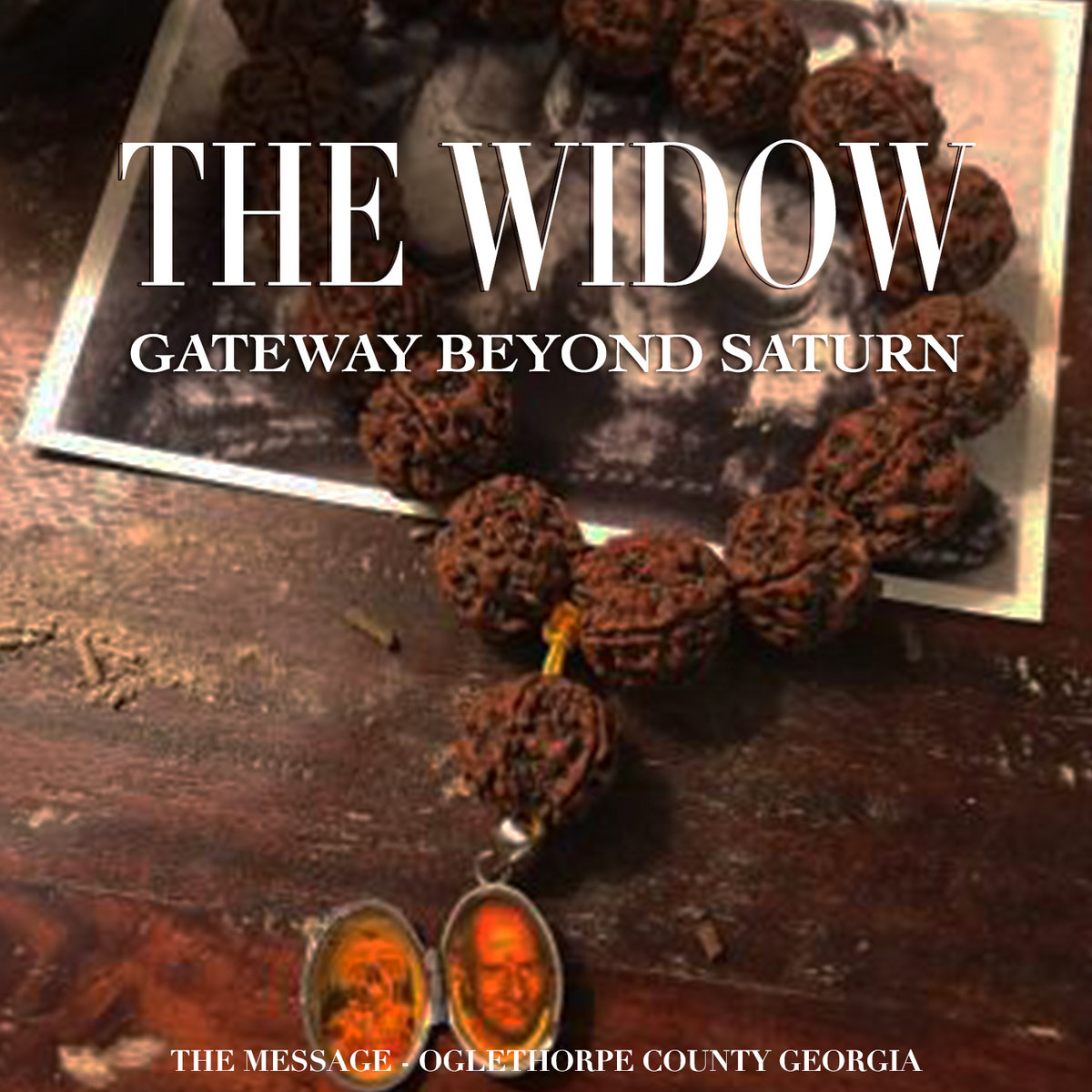 The Widow - Gateway Beyond Saturn   The Message