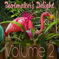 Beatmaker's Delight Vol 2 cover art
