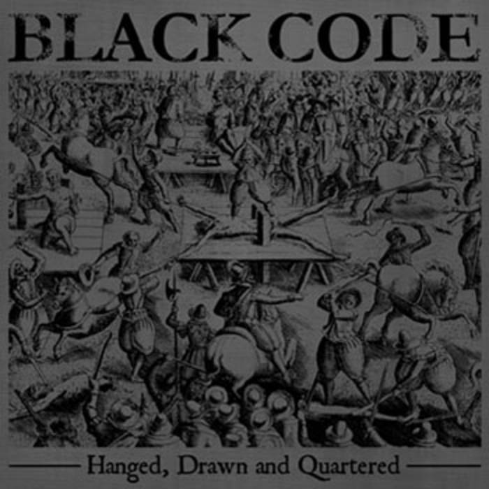 hanged drawn and quartered black code