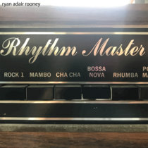 The Rhythm Master has come to town cover art