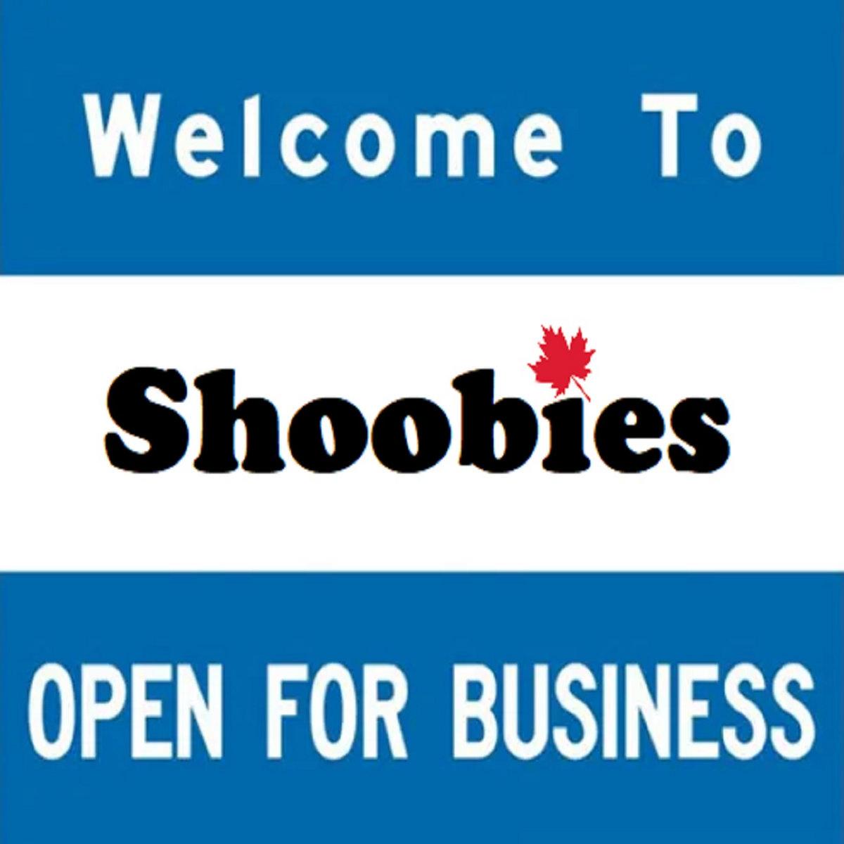 Image result for shoobies open for business