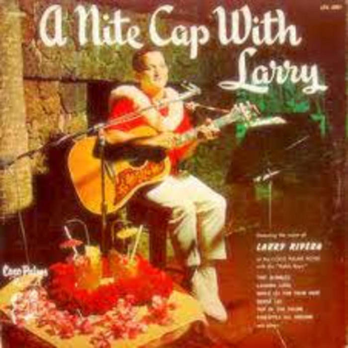 A Nite Cap with Larry – T M Griffiths