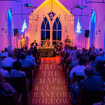 Cranford Hollow - Live From The Chapel - 8.13.2015 - Presented by Palmetto Bluff cover art