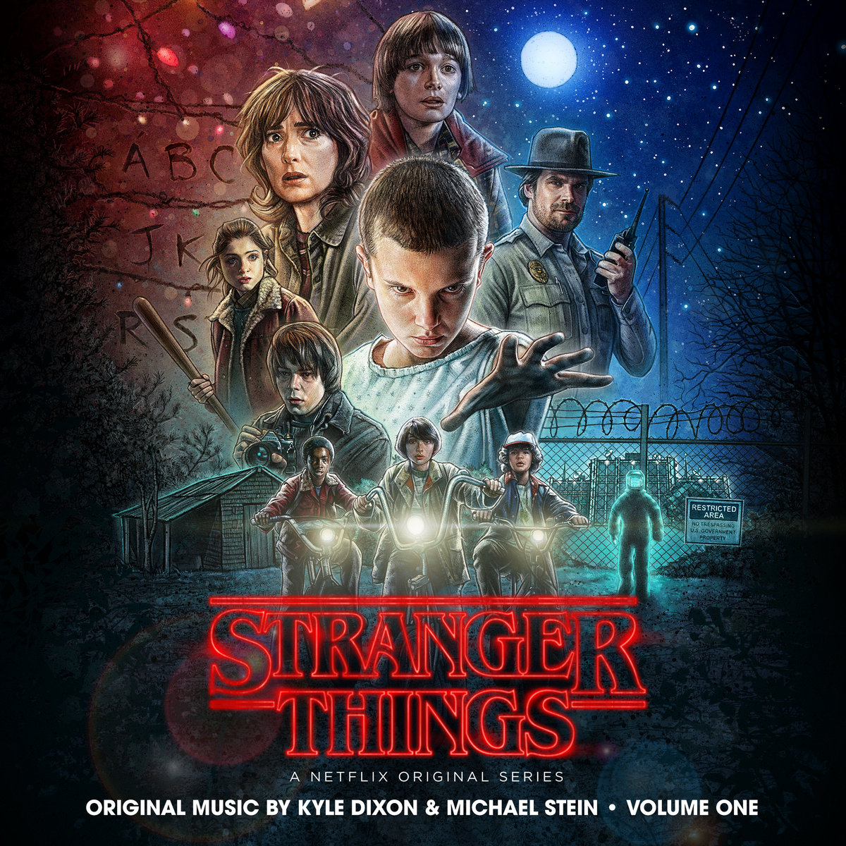 Stranger Things - Volume One | Kyle Dixon & Michael Stein
