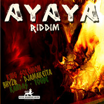 Ayaya riddim cover art