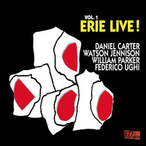 Live! Volume 1: Erie (LP Master Edition) cover art