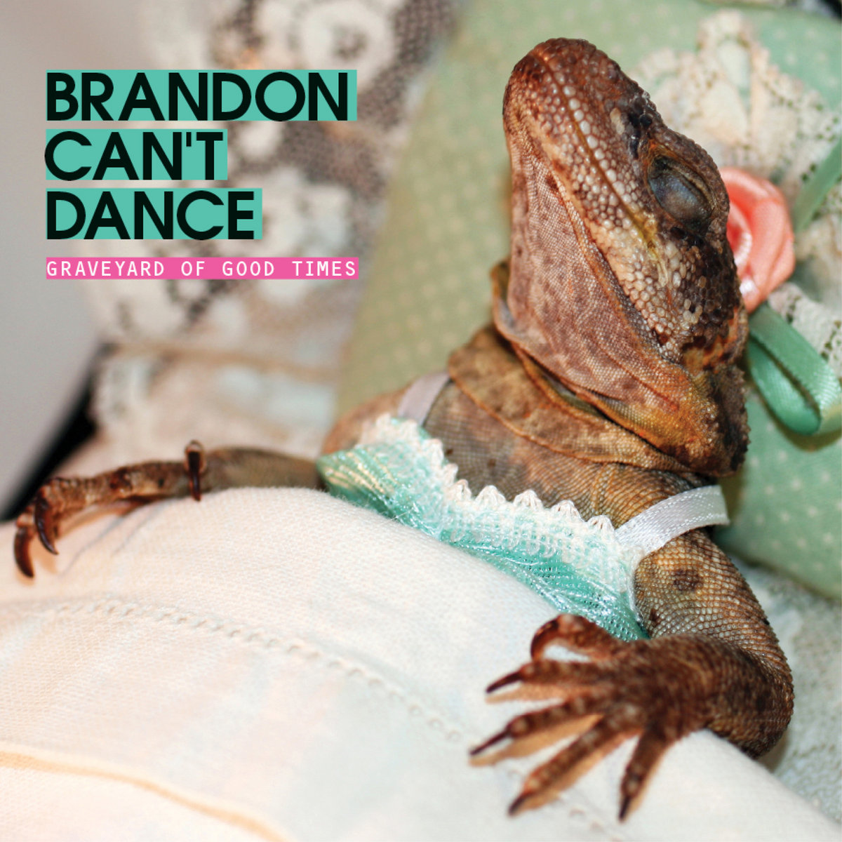 by BRANDON CAN'T DANCE
