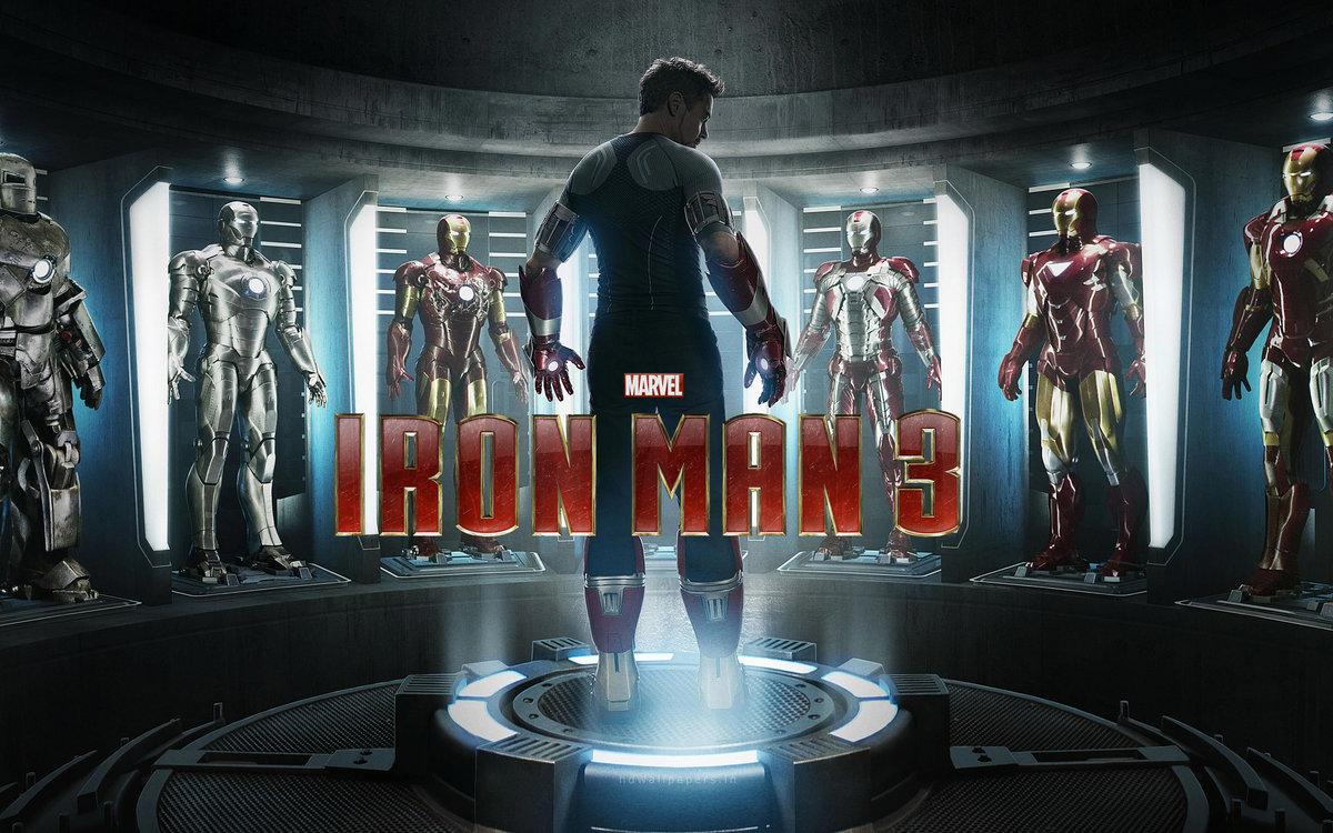 Info The Iron Man Trilogy