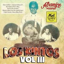 Los Kintos Vol 3 cover art