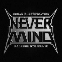 URBAN BLASTIFICATION MIX cover art