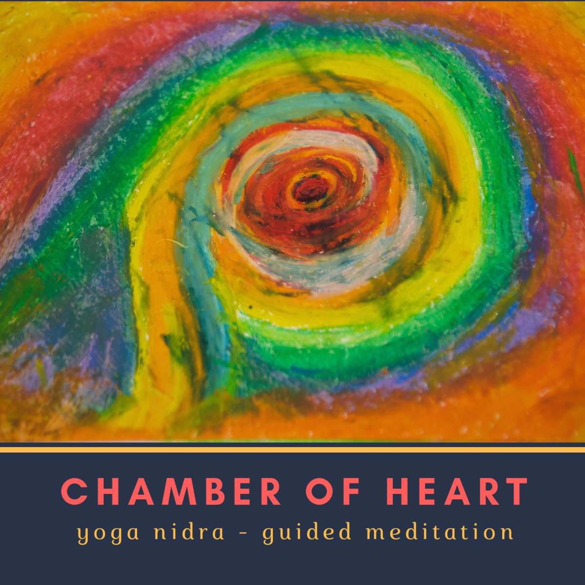 Chamber Of Heart Yoga Nidra Guided Meditation Heart Chakra Freeflow