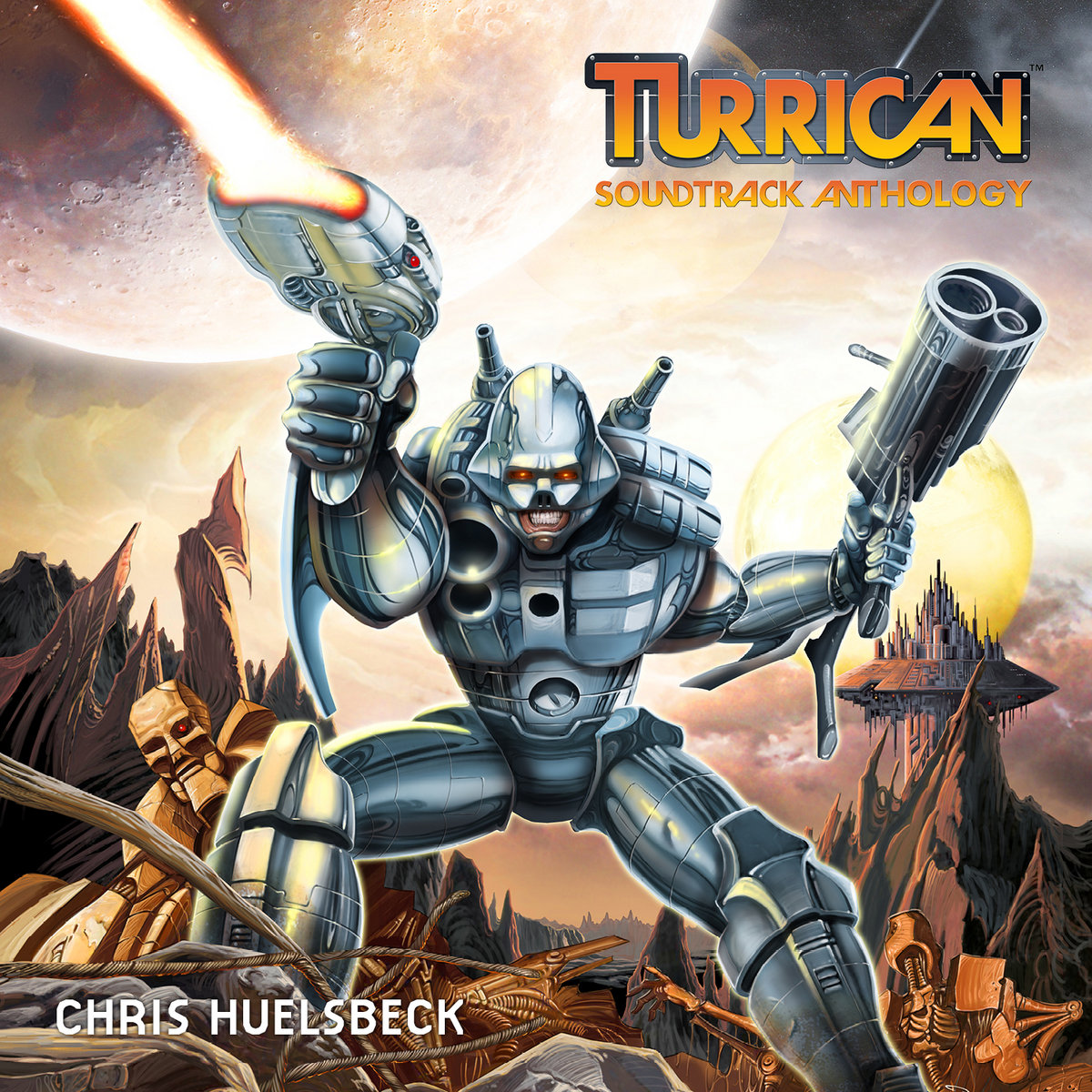 Turrican Soundtrack Anthology Vol  1 | Chris Huelsbeck