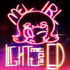 Light Me Up EP Cover Art