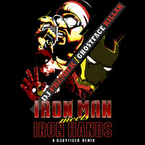 Ghostface Killah & Dj Premier - Iron Man meets Iron Hands (EP) cover art