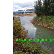 Michiru Aoyama「Suspension bridge」 cover art