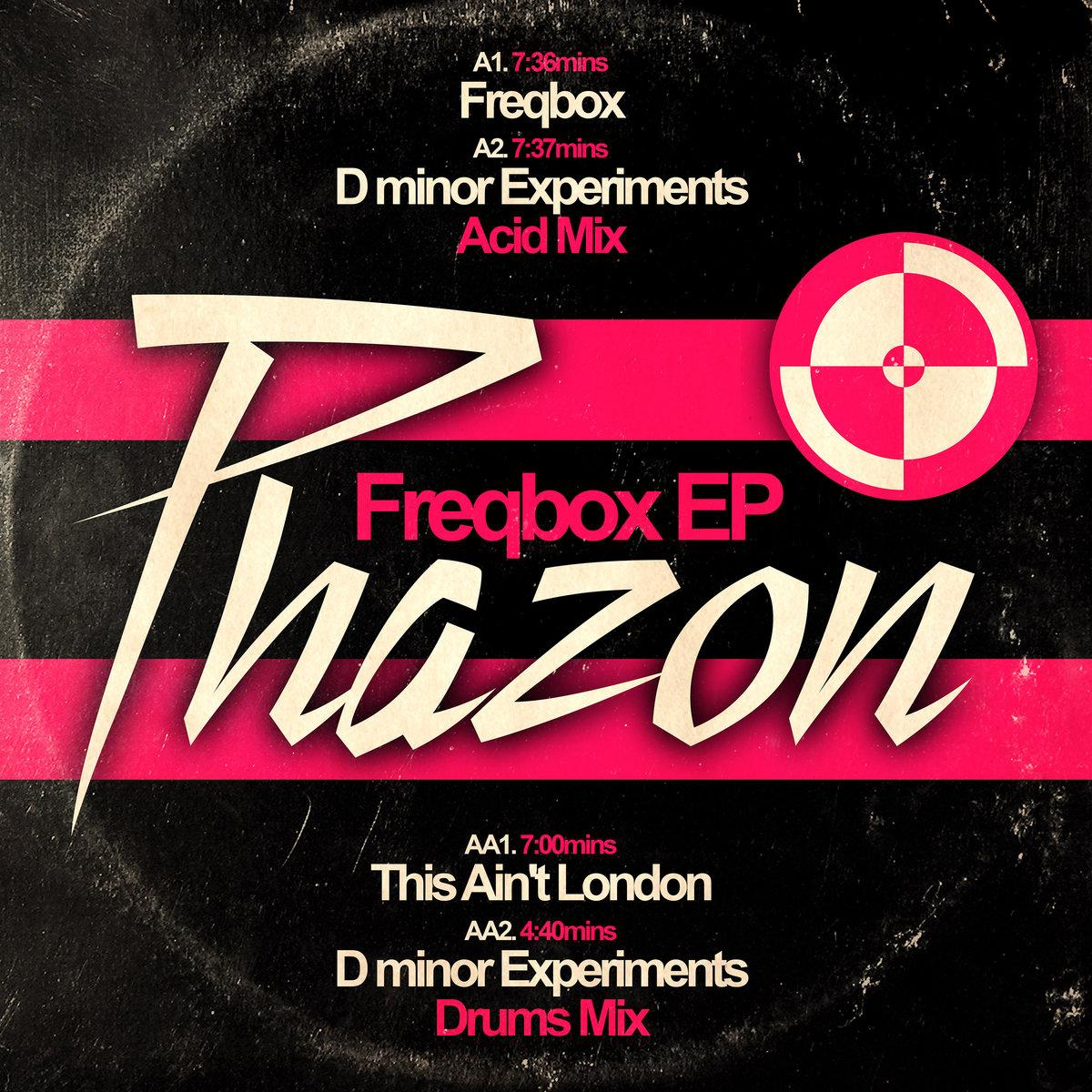 Freqbox EP   Thrust Recordings