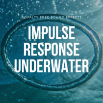 Impulse Response Underwater Splash Sound Effects cover art