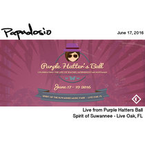 Live From Purple Hatters Ball - Suwannee, FL cover art