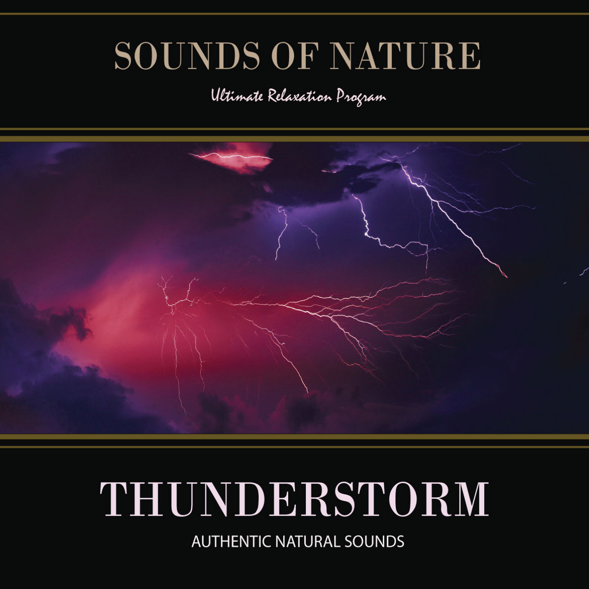 Thunderstorm (Sounds of Nature) | Nature Sounds (Relaxing