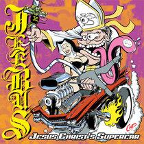 Jesus Christ's Supercar cover art